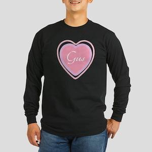 Gus Long Sleeve Dark T-Shirt