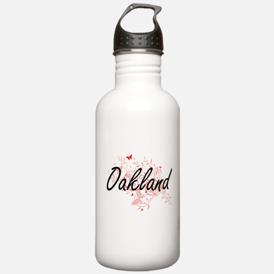 Oakland California Cit Water Bottle