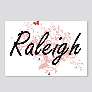 Raleigh North Carolina Ci Postcards (Package of 8)
