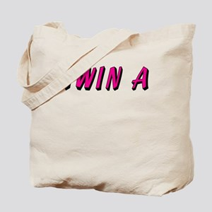 Baby Pink A Twin Tote Bag