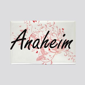 Anaheim California City Artistic design wi Magnets