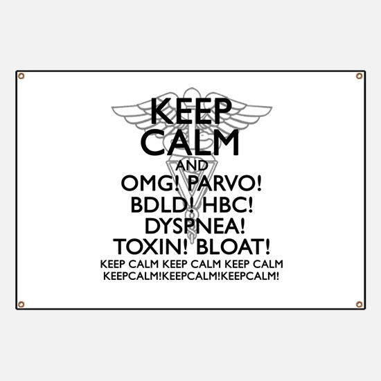 Calm (Veterinary) Banner