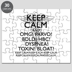 Calm (Veterinary) Puzzle