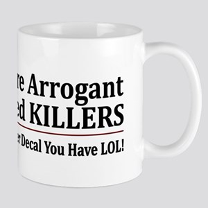 Hunters Are Cold-Blooded Killers - Mugs