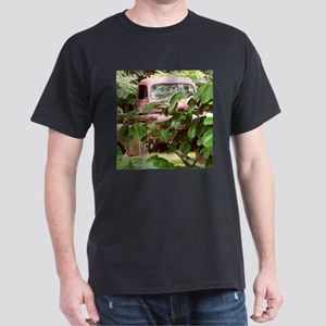 Old Trucks In The Weeds T-Shirt