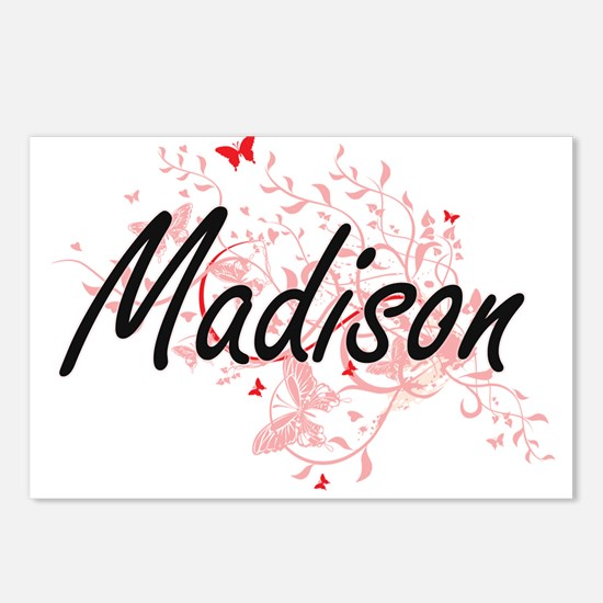 Madison Wisconsin City Ar Postcards (Package of 8)
