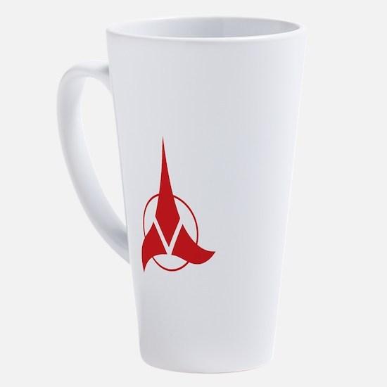 Cute Commander 17 oz Latte Mug