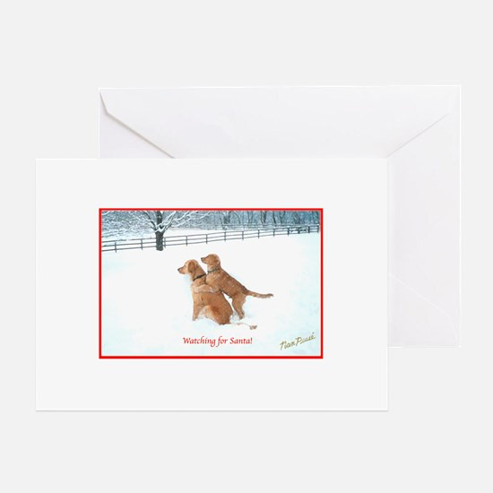 Christmas Pet Greeting Cards
