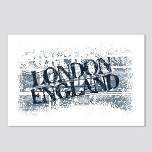 Ink effect Postcards (Package of 8)