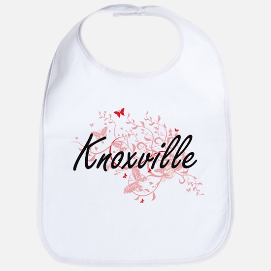 Knoxville Tennessee City Artistic design with Bib