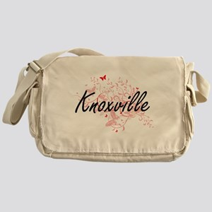 Knoxville Tennessee City Artistic de Messenger Bag