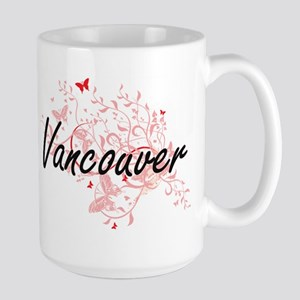 Vancouver Washington City Artistic design wit Mugs