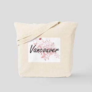 Vancouver Washington City Artistic design Tote Bag