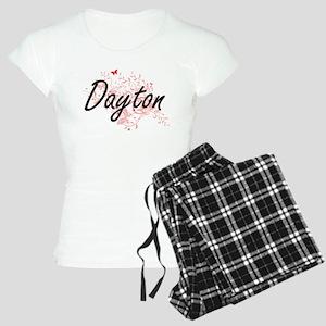 Dayton Ohio City Artistic d Women's Light Pajamas