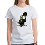 Party with the Dead Women's T-Shirt