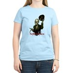 Party with the Dead Women's Light T-Shirt