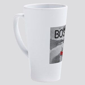 BOSTON 17 oz Latte Mug