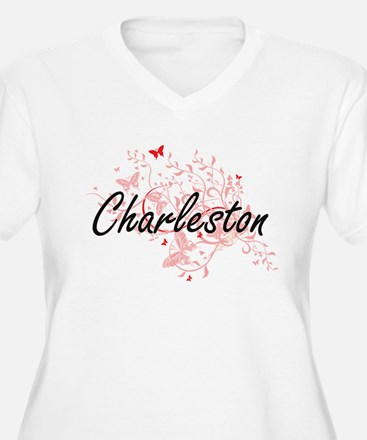 Charleston South Carolina City A Plus Size T-Shirt