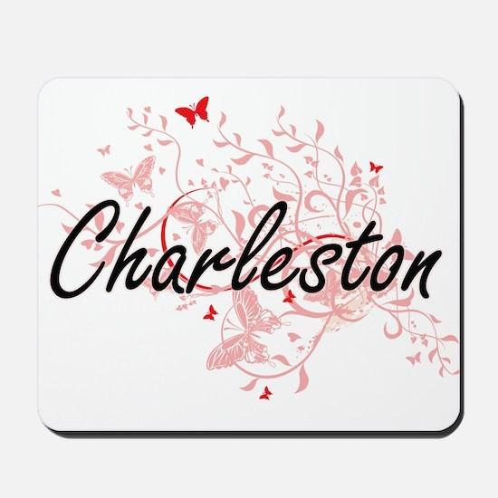 Charleston South Carolina City Artistic Mousepad