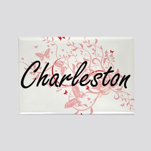 Charleston South Carolina City Artistic de Magnets