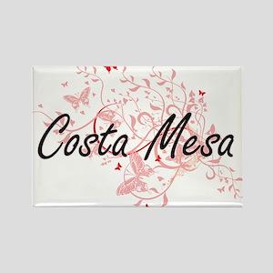 Costa Mesa California City Artistic design Magnets