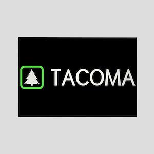 Tacoma, Washington Rectangle Magnet