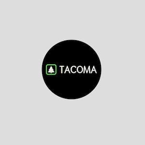 Tacoma, Washington Mini Button