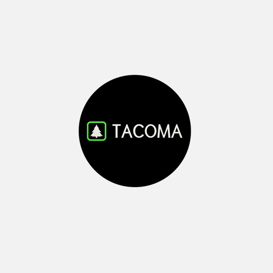 Tacoma, Washington Mini Button