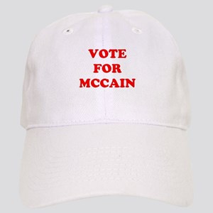 Vote for McCain Cap