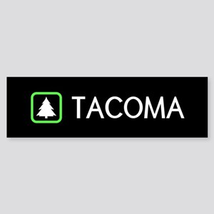 Tacoma, Washington Sticker (Bumper)