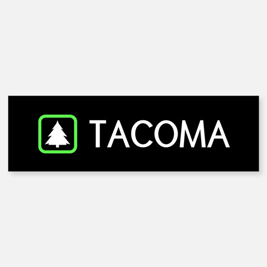 Tacoma, Washington Sticker (Bumper)