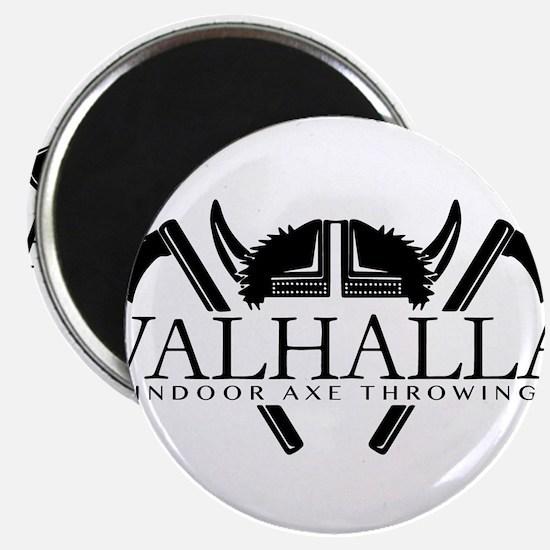 Valhalla Logo Magnets