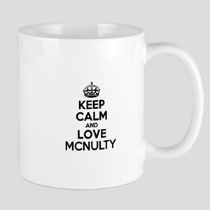 Keep Calm and Love MCNULTY Mugs