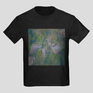 Flamingo Gathering Place T-Shirt