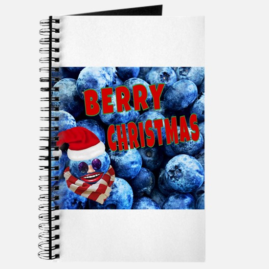 BERRY CHRISTMAS Journal