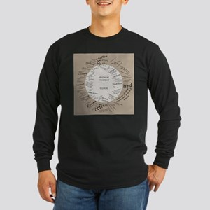 clockmedstu Long Sleeve T-Shirt