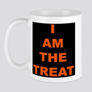 I AM THE TREAT (BLK) Mug