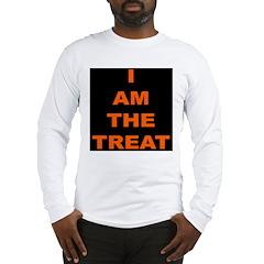 I AM THE TREAT (BLK) Long Sleeve T-Shirt