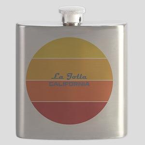 California - La Jolla Flask