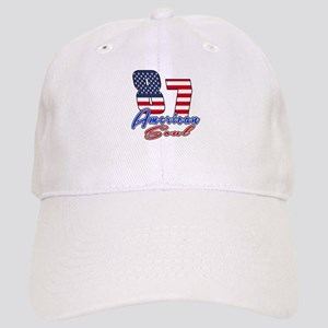 87 American Soul Birthday Designs Cap