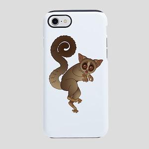 African bush baby iPhone 8/7 Tough Case