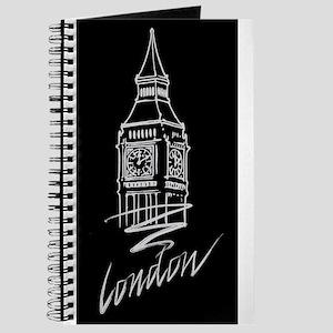 london foil black Journal