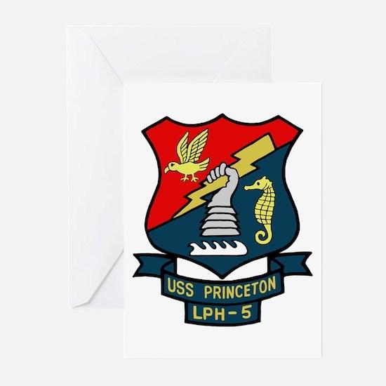 USS Princeton (LPH 5) Greeting Cards (Pk of 10)
