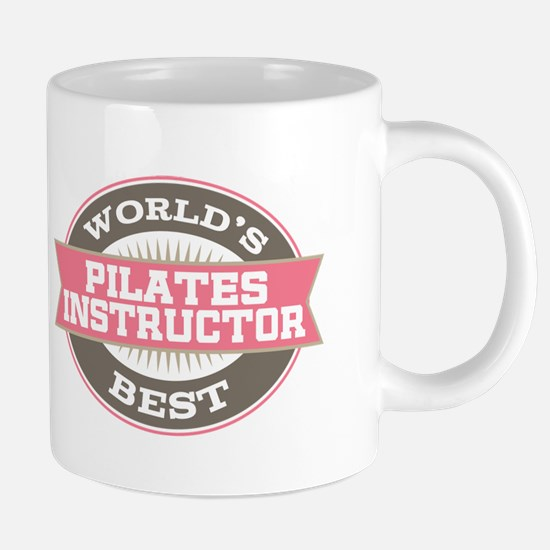 pilates instructor Mugs