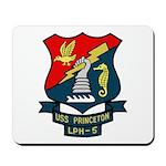 USS Princeton (LPH 5) Mousepad