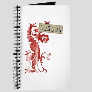London lion Journal