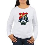 USS Princeton (LPH 5) Women's Long Sleeve T-Shirt