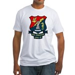 USS Princeton (LPH 5) Fitted T-Shirt