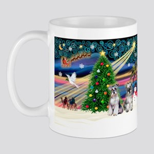 Xmas Magic & Min S Mug