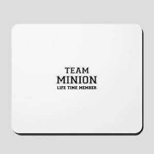 Team MINION, life time member Mousepad